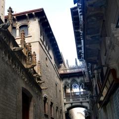 The Gothic Quarter