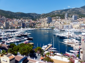 Monaco, Nice, Grasse – The French Riviera (Côte d'Azur).