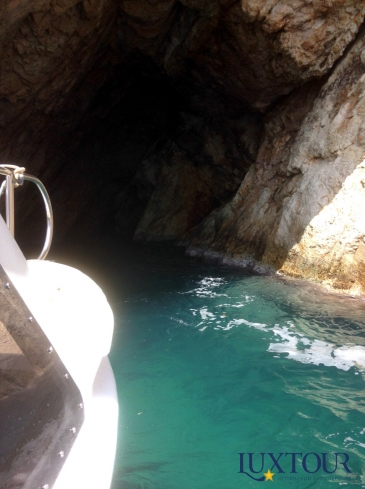 Captivating Costa Brava (on the boat)!