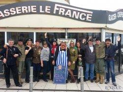 Luxtour на отдыхе во Франции
