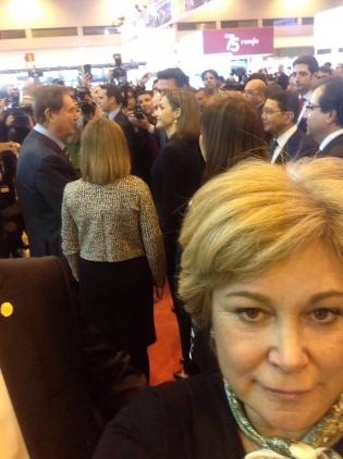 FITUR MADRID - International Tourism Exhibition in Madrid (22/01/2016)