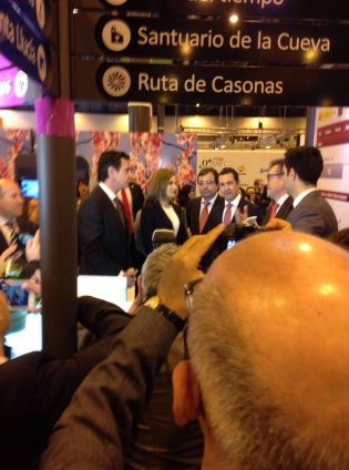 FITUR MADRID - международная выставка туризма в Мадриде (22.01.2016)