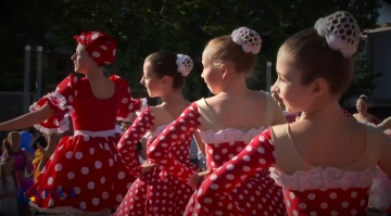 "International Festival ""Summer of stars"" 2013"